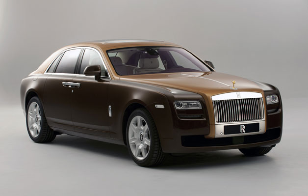 RR Ghost two-tone