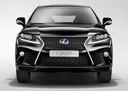 2013 Lexus RX F Sport