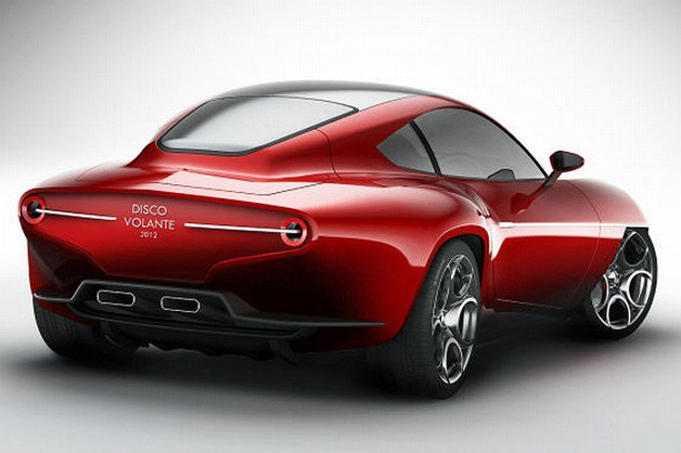 Carrozzeria Touring Disco Volante judgment suggested early
