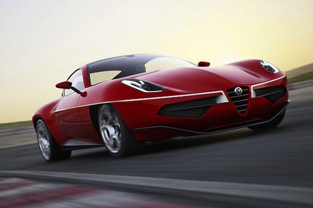 Touring Disco Volante