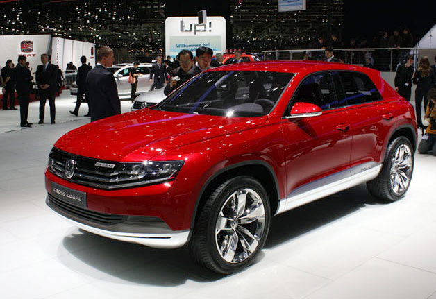 VW Cross Coupé