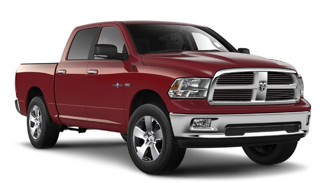 2012 Ram 1500 Lone Star 10th Anniversary Edition