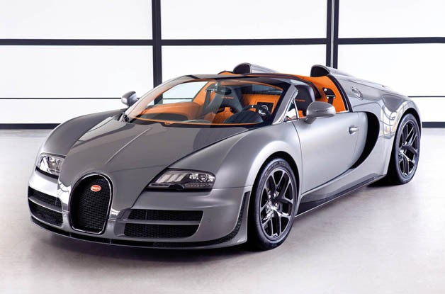 Bugatti opens up about Veyron Vitesse with some-more details, images