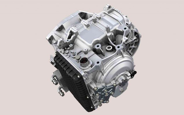 ZF 9HP nine-speed automatic transmission