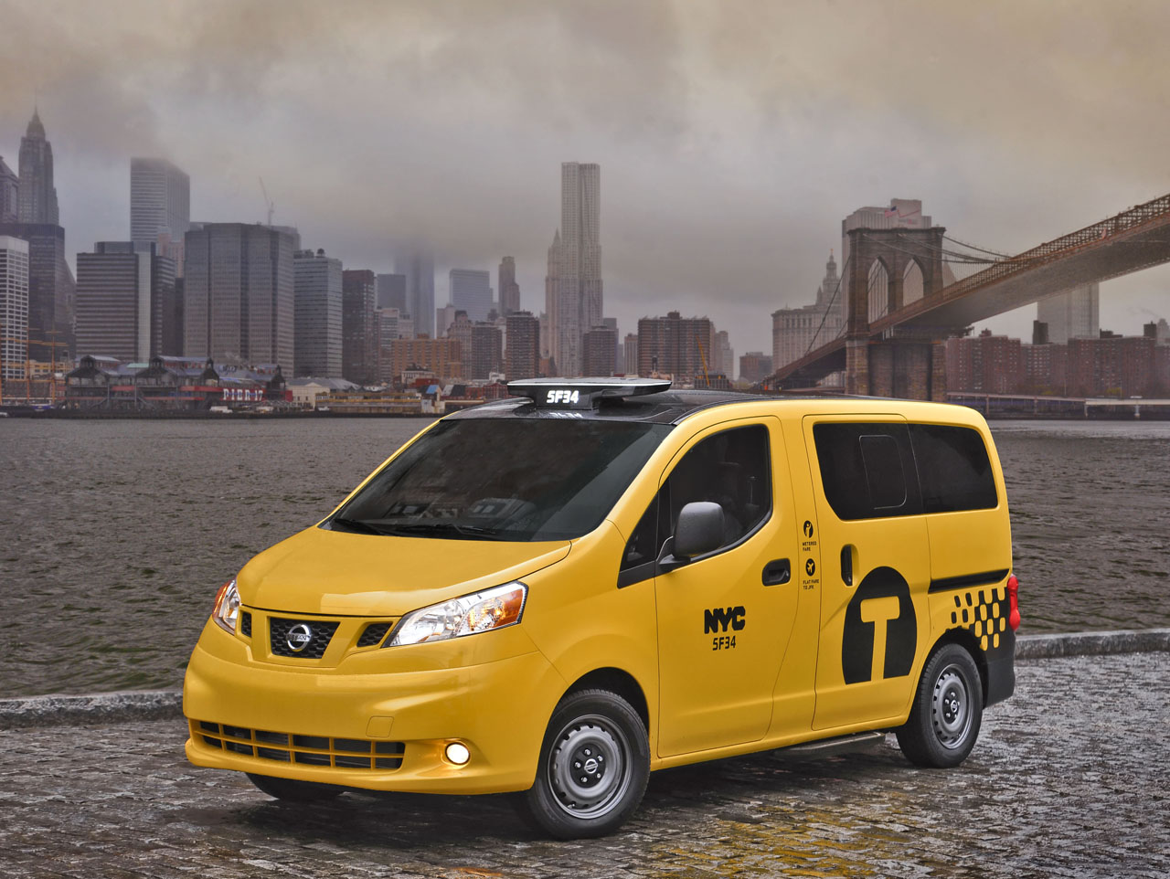 how nissan 39 s nyc taxi of tomorrow has turned into a nightmare autoblog. Black Bedroom Furniture Sets. Home Design Ideas