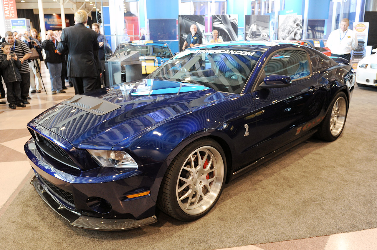 2012 shelby 1000 is carroll 39 s ultimate mustang autoblog. Black Bedroom Furniture Sets. Home Design Ideas