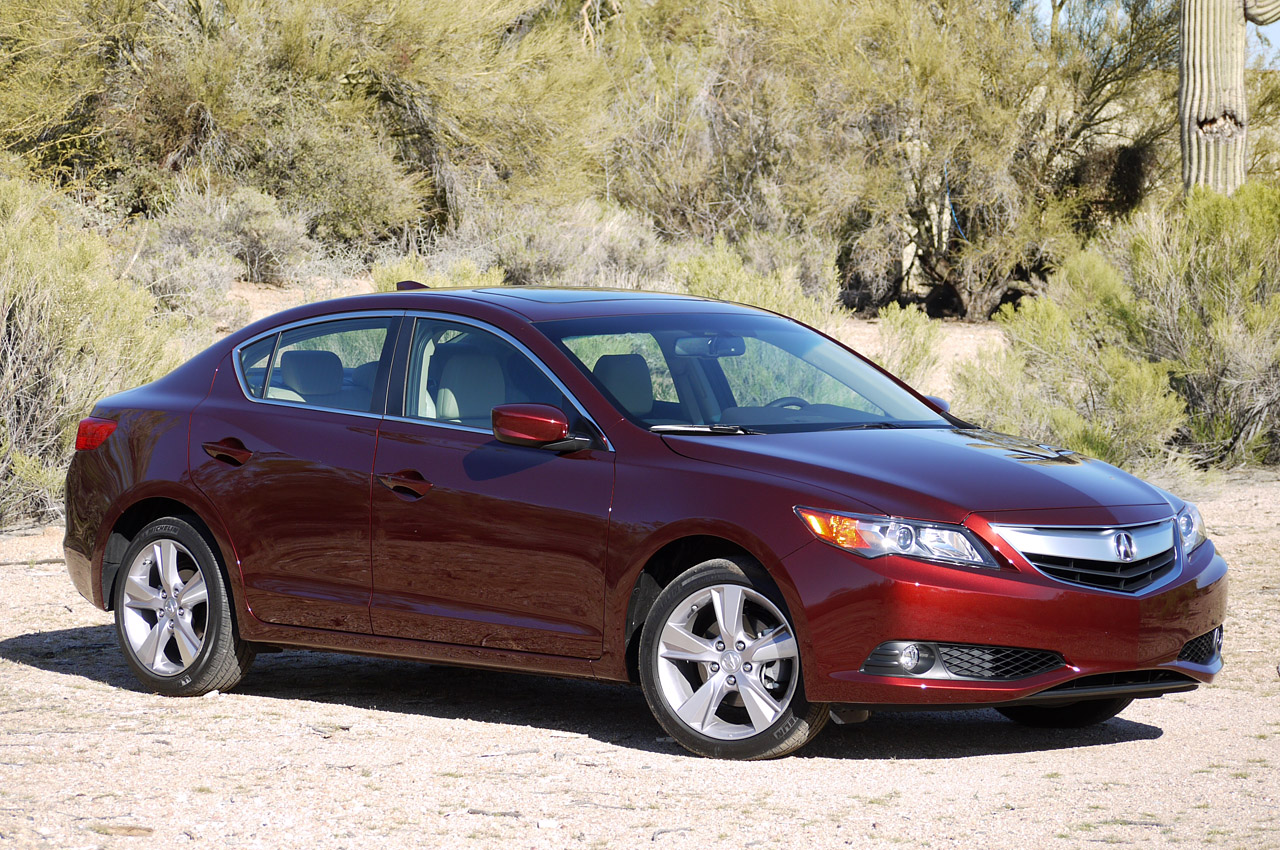Acura Certified Pre-Owned >> 2013 Acura ILX | Autoblog