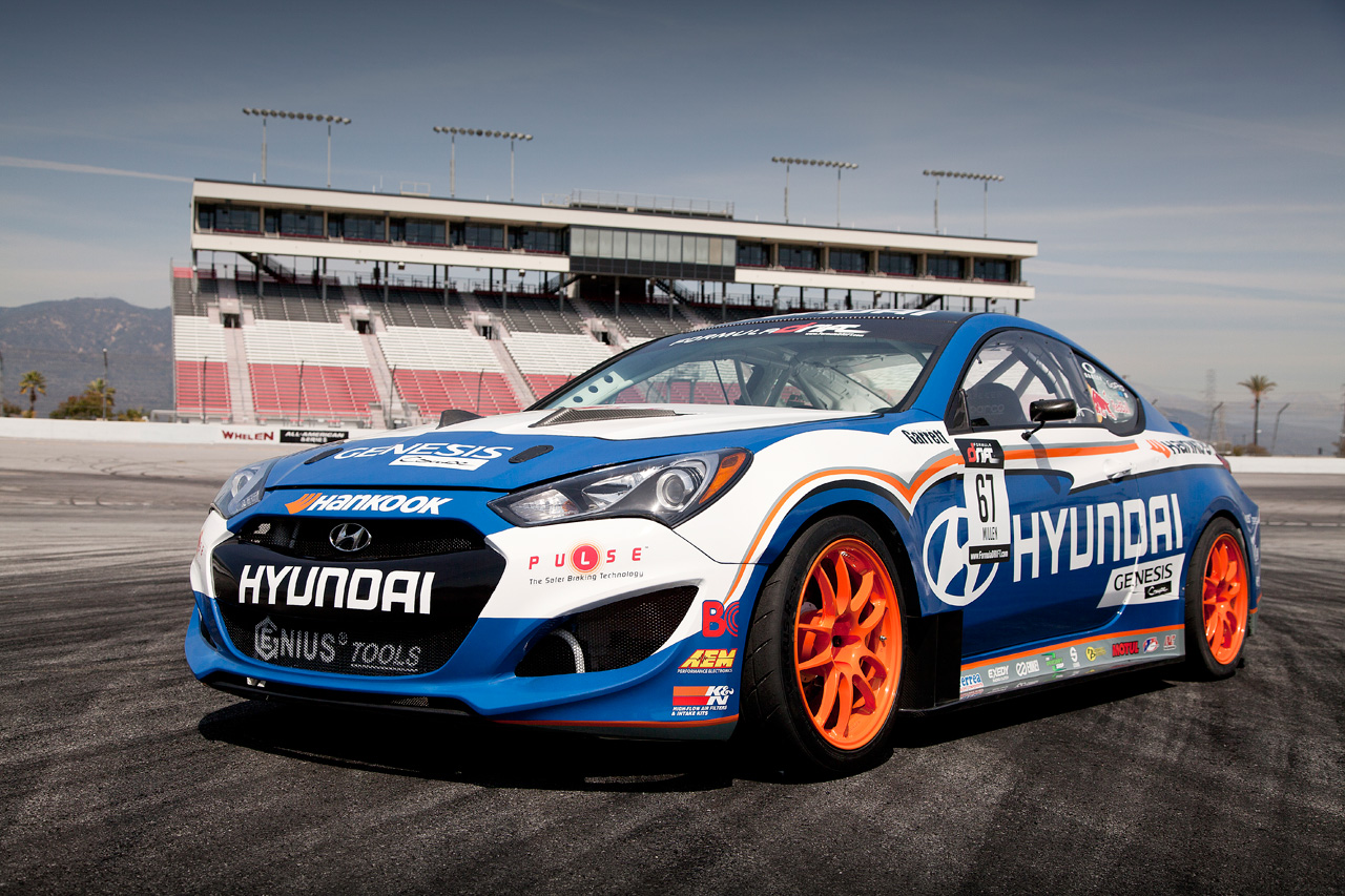 Hyundai Shows Millen 39 S Updated For 2013 Genesis Coupe