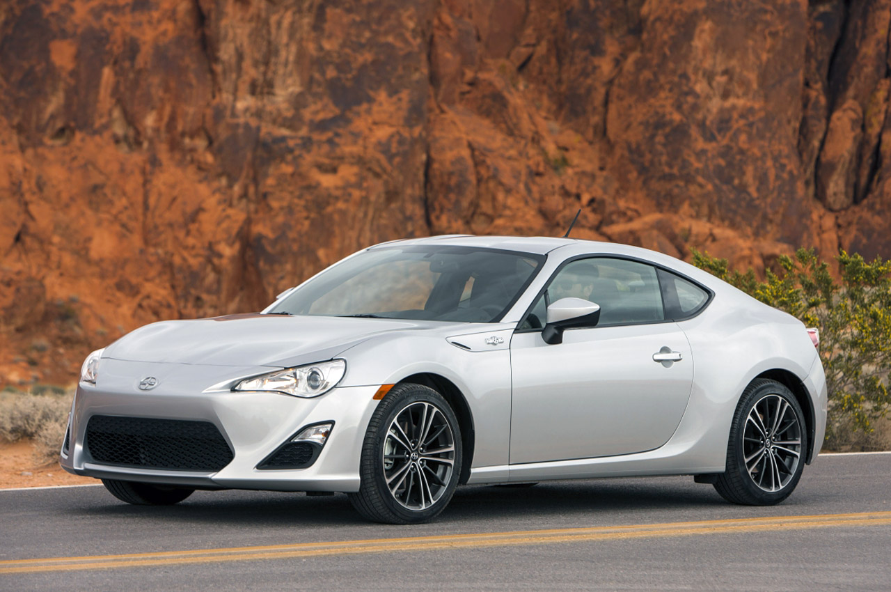 2013 Scion FRS wvideo  Autoblog