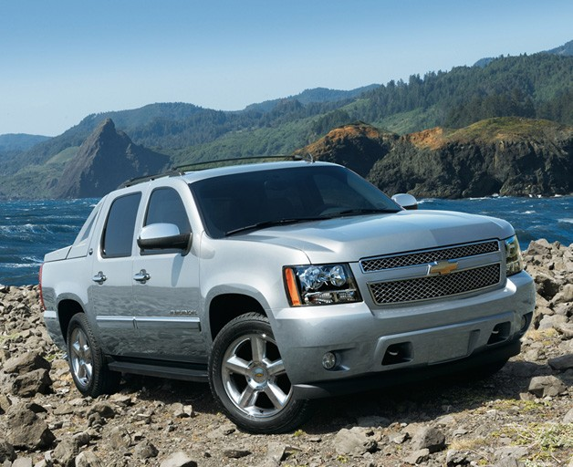 Related Gallery 2013 Chevrolet Avalanche Black Diamond Edition
