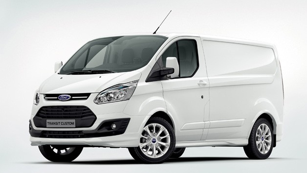 Ford Transit Custom Cargo Van
