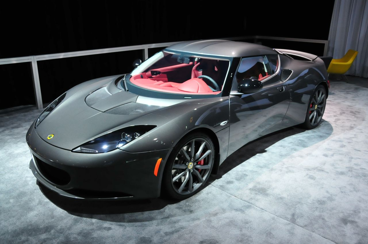 2012 lotus evora new york 2012 photo gallery autoblog. Black Bedroom Furniture Sets. Home Design Ideas