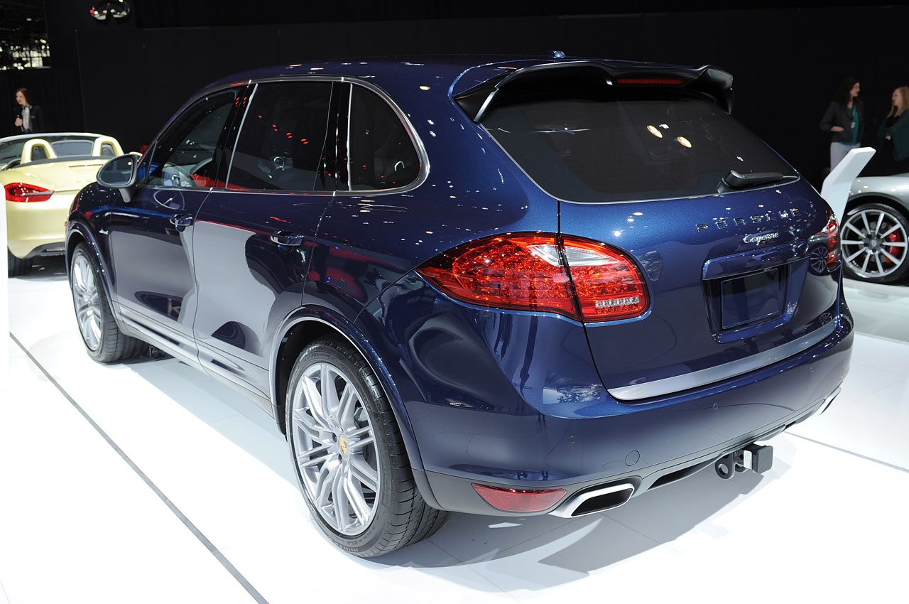 Porsche Dealers Ny >> 2013 Porsche Cayenne Diesel introduces North Americans to its oil-burning performance - Autoblog