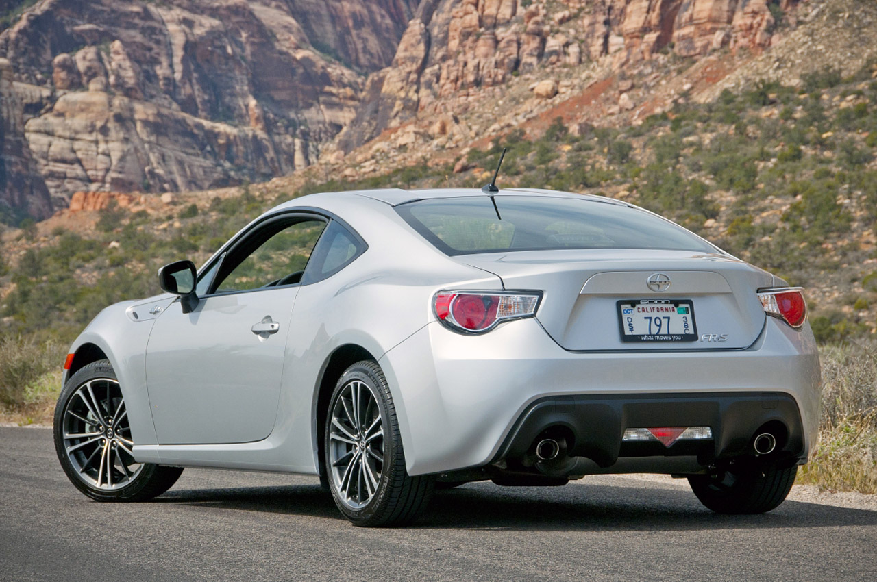 Subaru Certified Pre-Owned >> 2013 Scion FR-S [w/video] - Autoblog