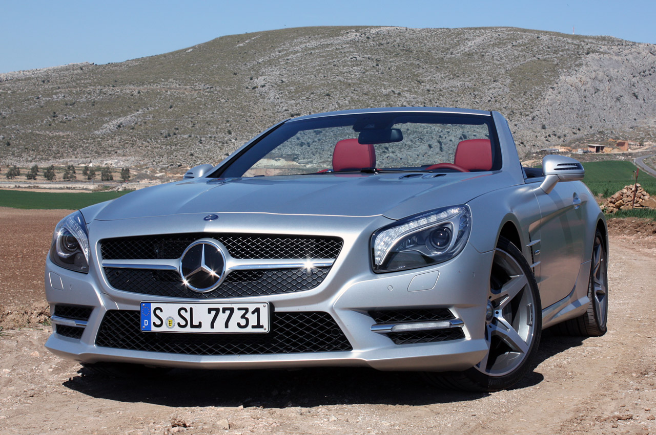 2013 mercedes sl550 first drive photo gallery autoblog. Black Bedroom Furniture Sets. Home Design Ideas