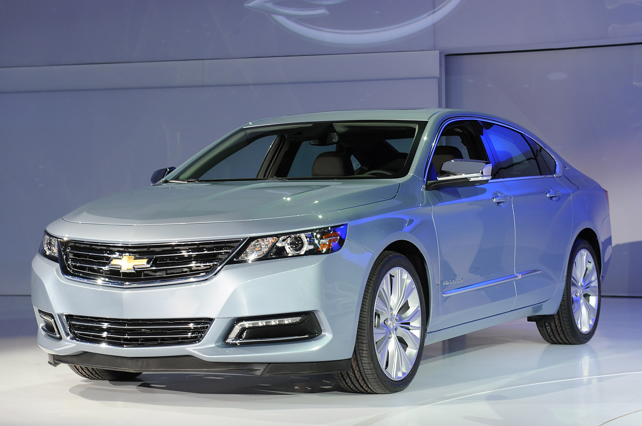 2014 Chevrolet Impala priced from $27,535* - Autoblog