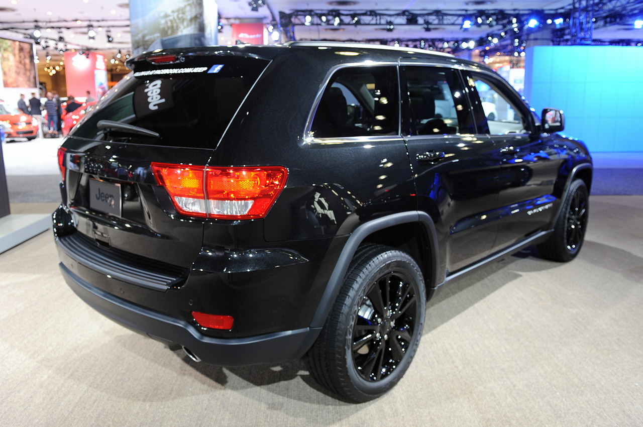 2012 Jeep Grand Cherokee Altitude New York 2012 Photo