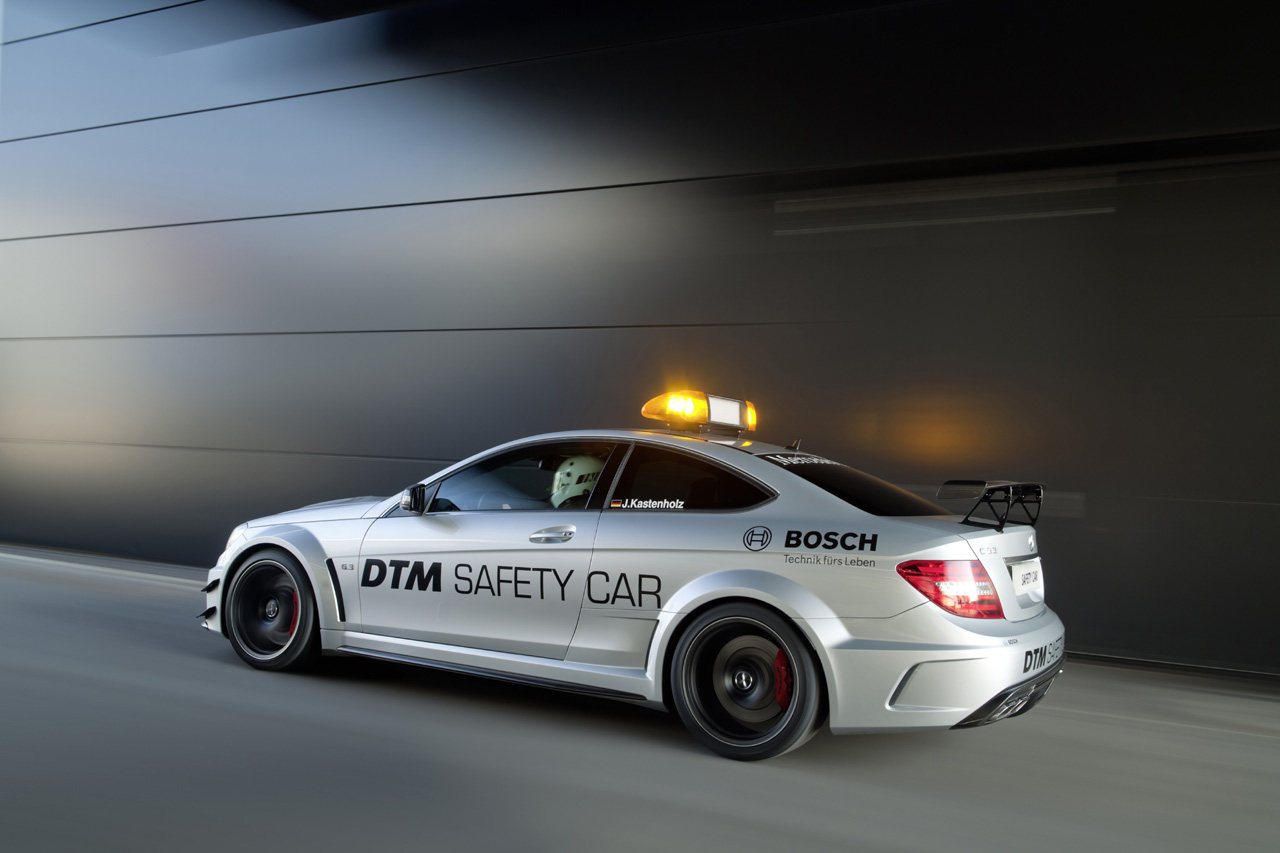 Mercedes c63 amg black series launched as dtm safety car Mercedes benz c63 amg black series price