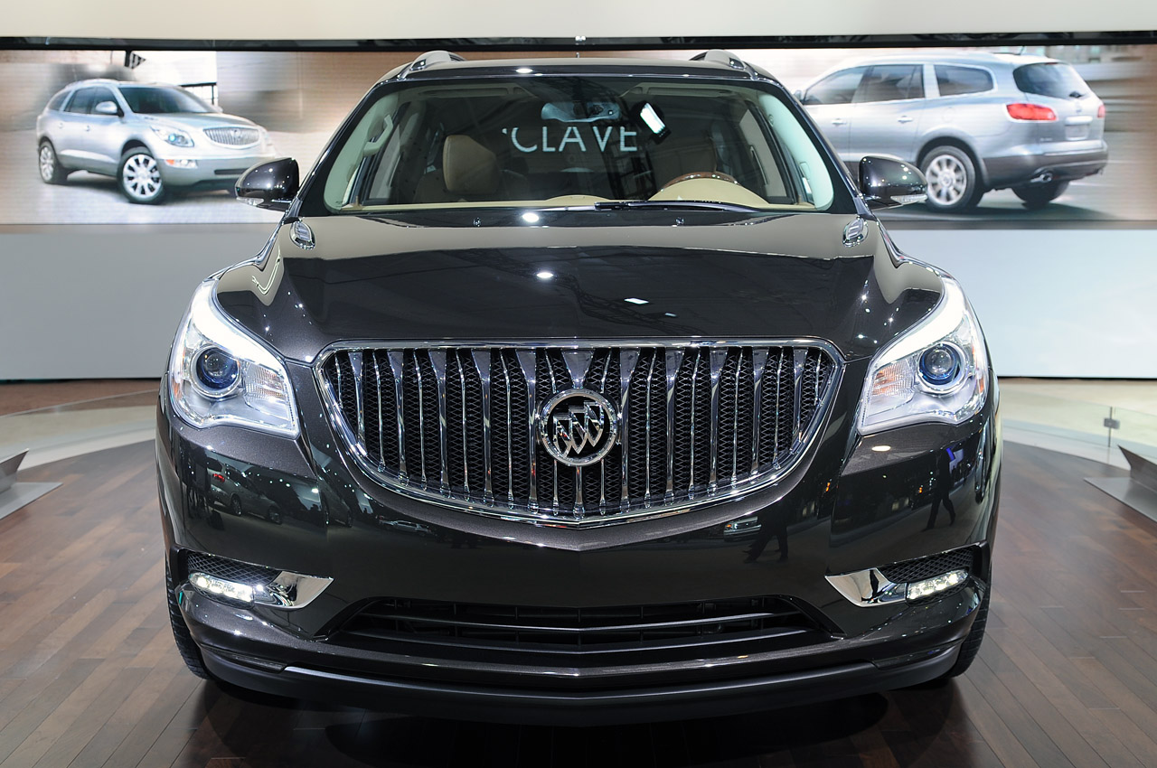 2013 buick enclave new york 2012 photo gallery autoblog. Black Bedroom Furniture Sets. Home Design Ideas