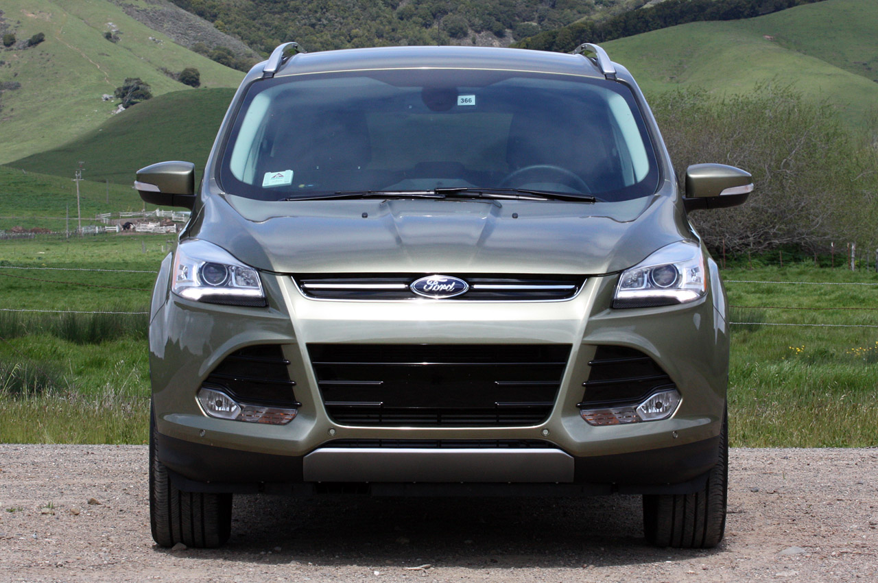 2013 ford escape first drive photo gallery autoblog. Black Bedroom Furniture Sets. Home Design Ideas