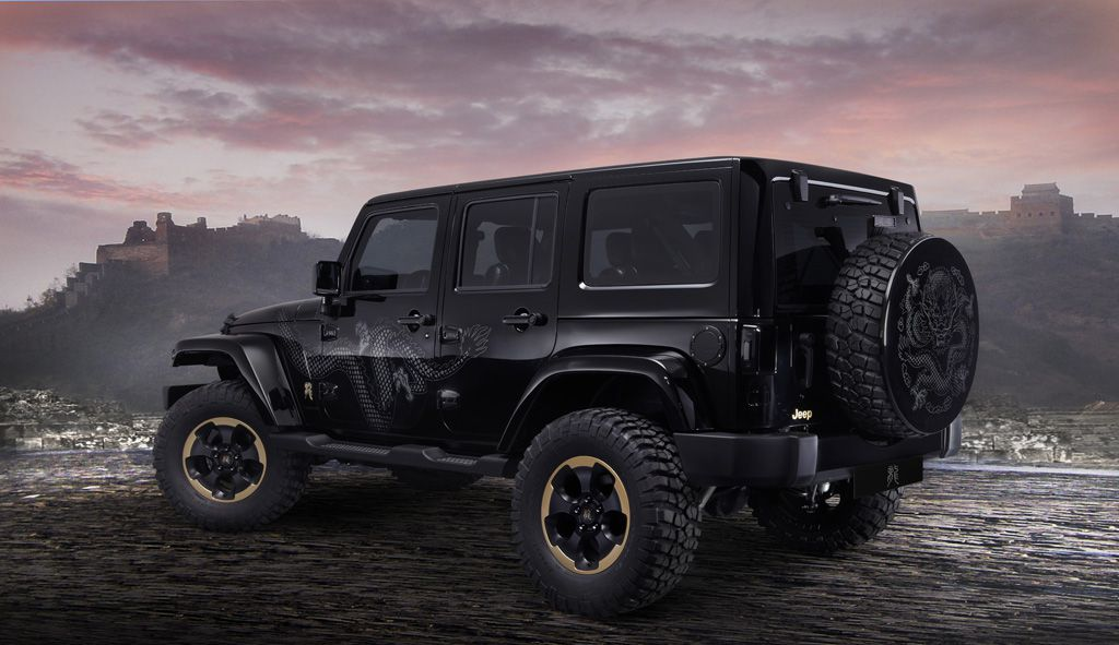 Graphics For Black Jeep Wrangler With Graphicsbuzz