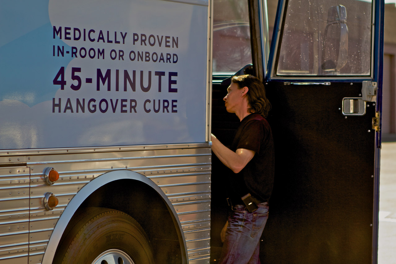 Las Vegas Hangover Bus Photo Gallery Autoblog