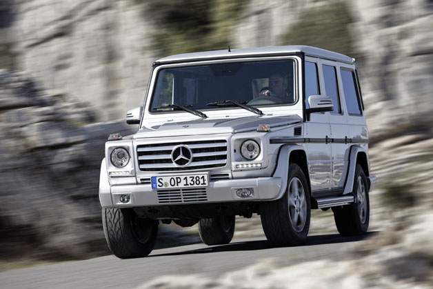 Mercedes introduces 2013 G-Class, including 612-HP G65 AMG - Club ...