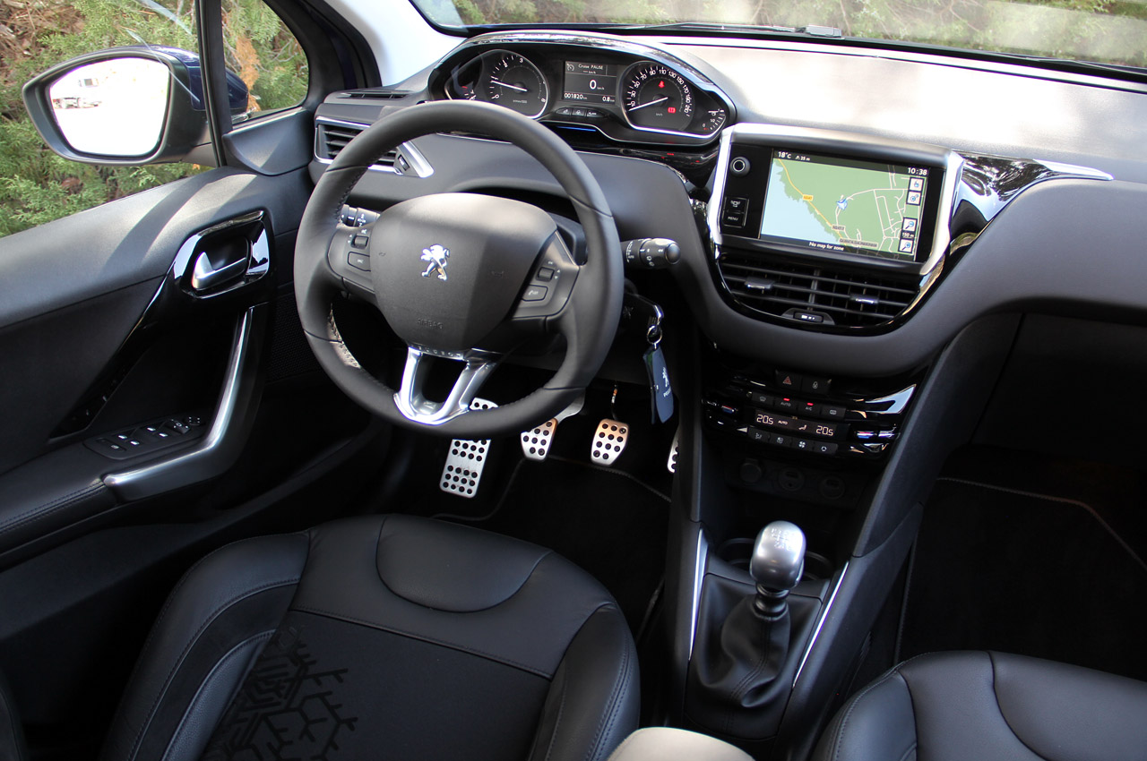 2012 Peugeot 208 First Drive Photo Gallery Autoblog