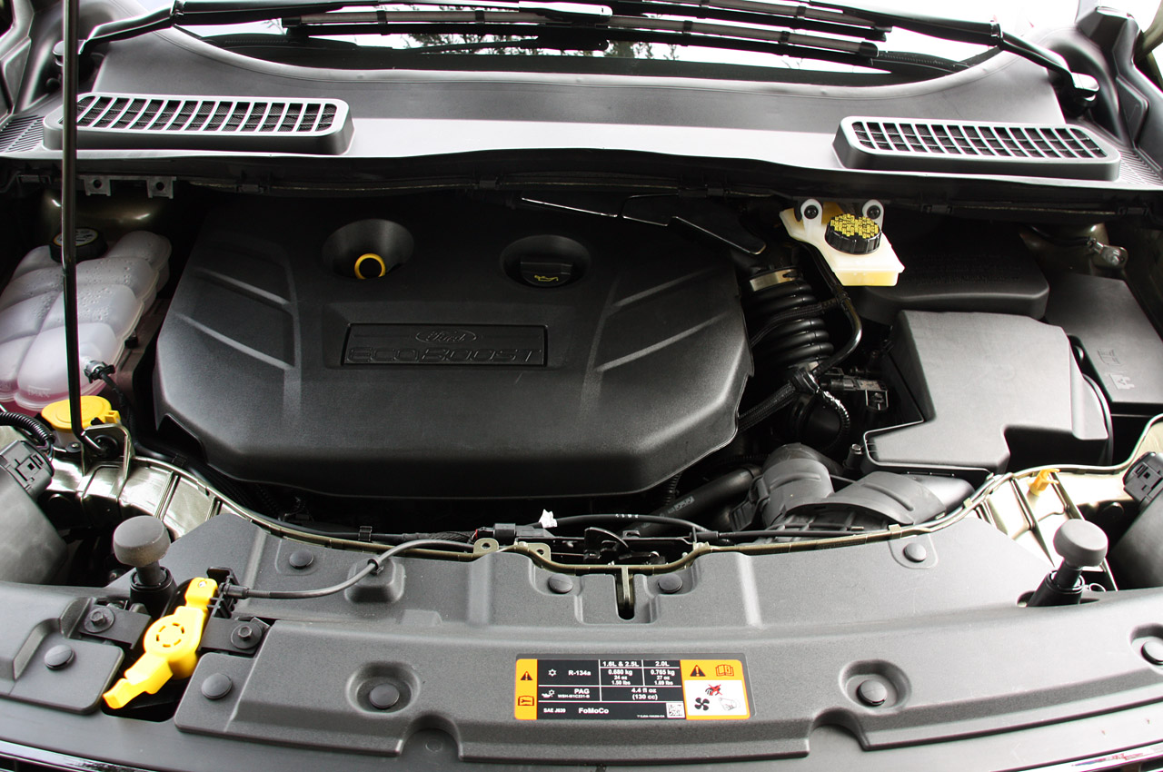 2013 Ford Escape First Drive Photo Gallery Autoblog 2000 Camry Fuel Filter Location