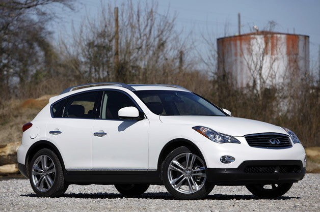 2012 Infiniti EX35