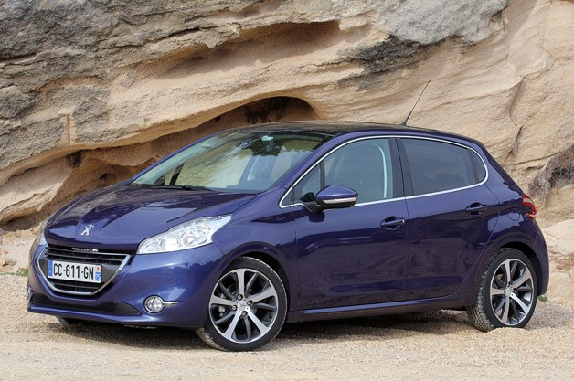 My radio popper blog  First Drive  2012 Peugeot 208