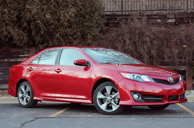 2012 Toyota Camry SE V6