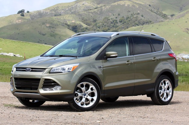 2013 Ford Escape Fd