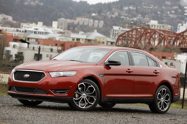 Related Gallery 2013 Ford Taurus SHO: First Drive