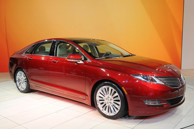 Lincoln MKZ Hybrid rated at 45 mpg, below 47-mpg Fusion Hybrid