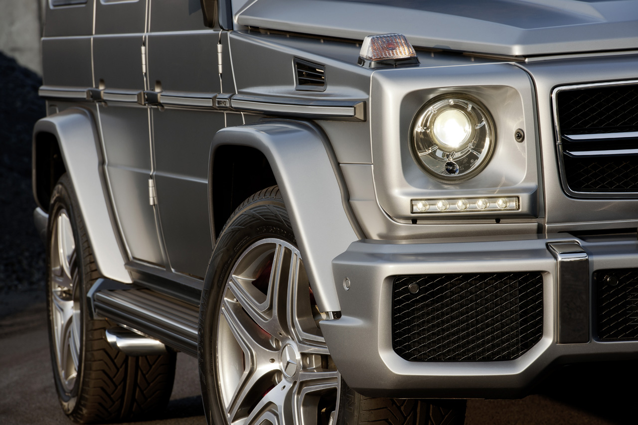 Mercedes reveals g63 and g65 amg ahead of beijing autoblog for G63 amg mercedes benz