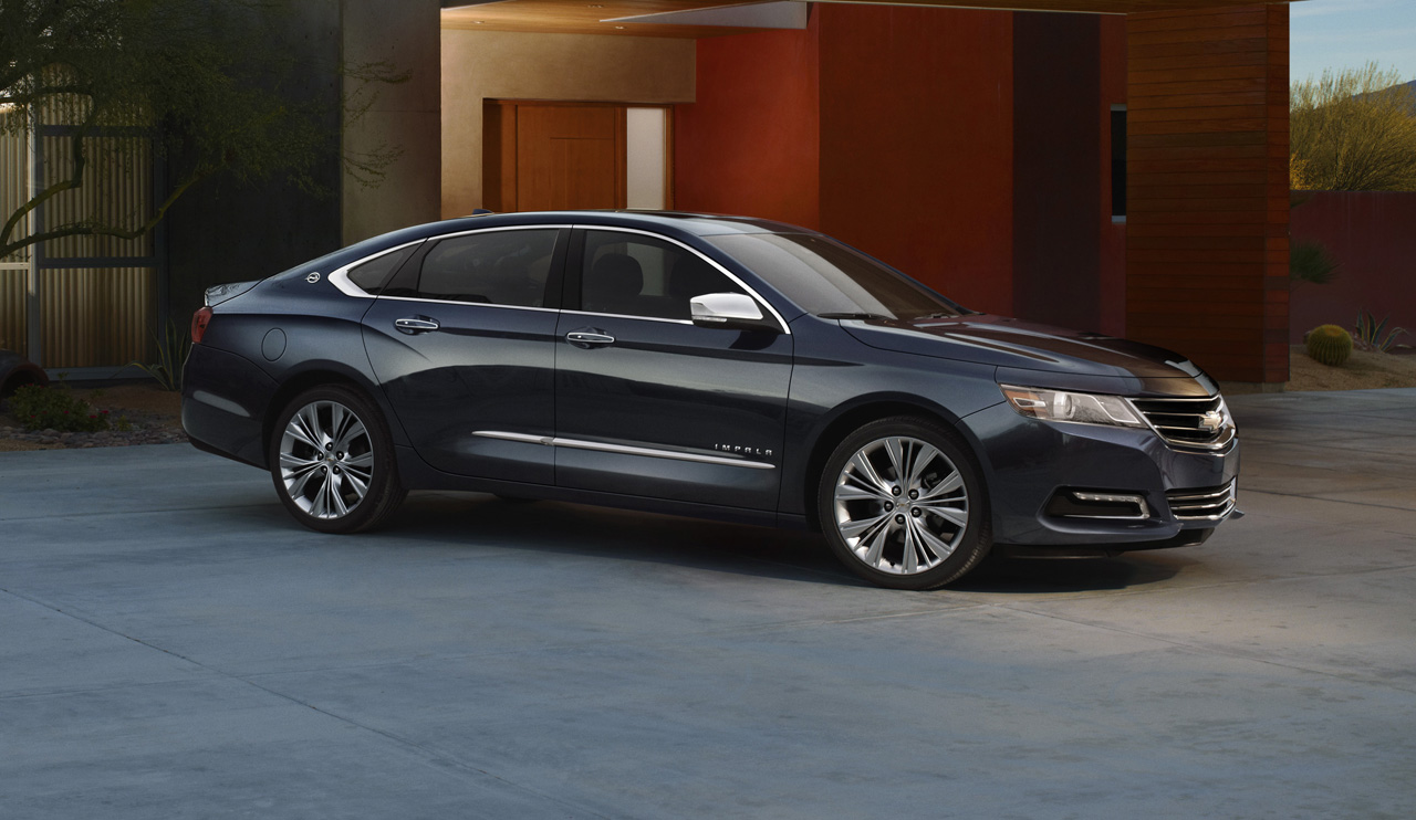 2014 chevrolet impala photo gallery autoblog. Black Bedroom Furniture Sets. Home Design Ideas