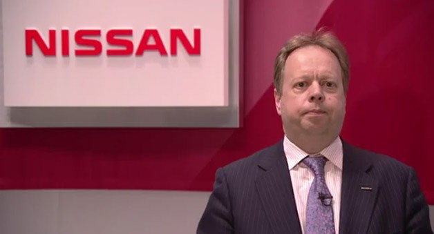nissan vp andy palmer