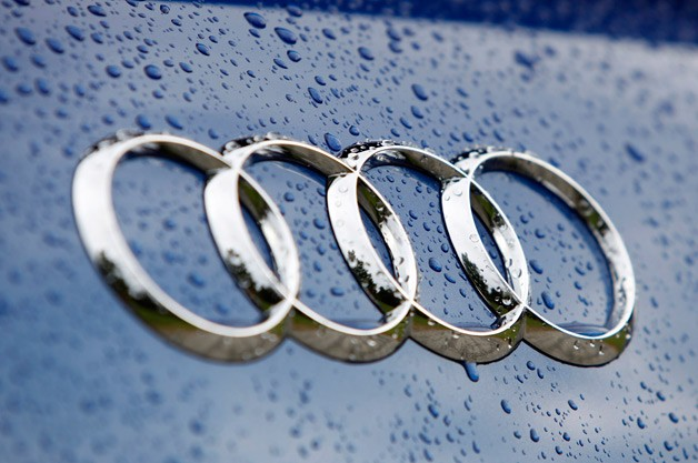 Audi rings