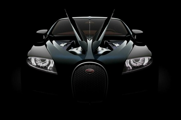 Bugatti Galibier teaser