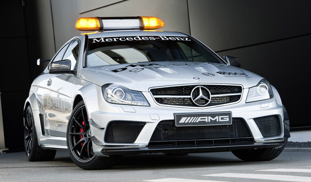 Mercedes-Benz C63 AMG Black Series DTM Safety Car