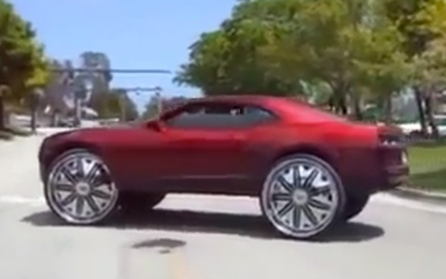 New Gen Camaro S On 32 S Video Monte Carlo Forum