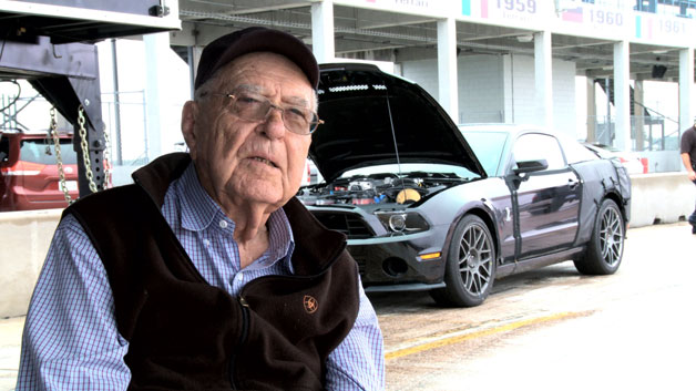 Carroll Shelby in 2012