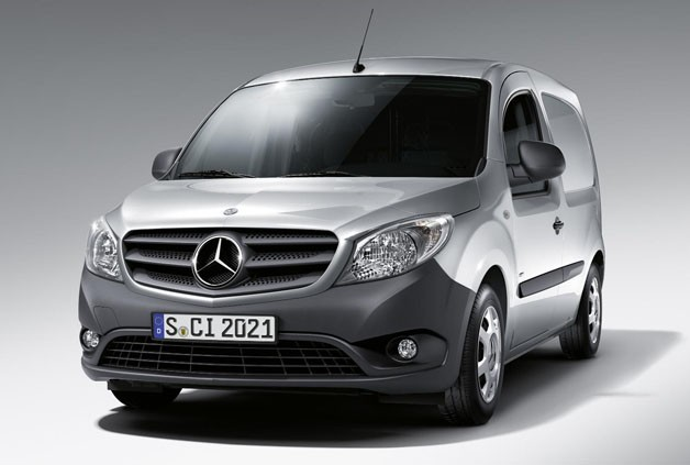 2012 Mercedes-Benz Citan
