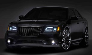 2012 Chrysler 300C concept for China