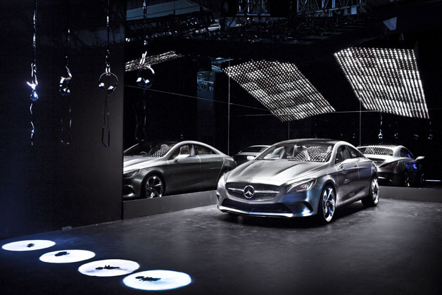 Mercedes-Benz CSC concept at Transmission:LA