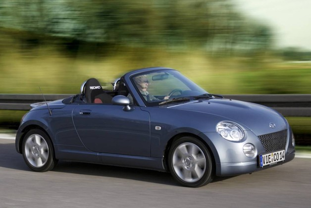 Daihatsu Copen, Japan's final kei convertible, finale production