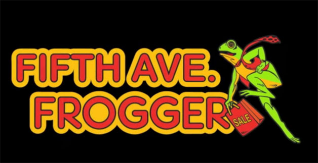 fifth avenue frogger logo