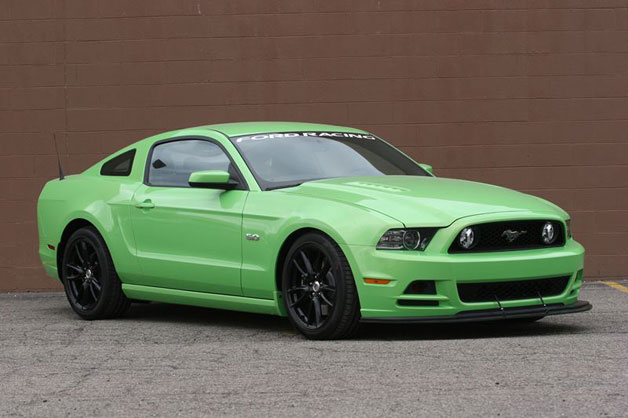 Ford Racing 2013 Mustang project car