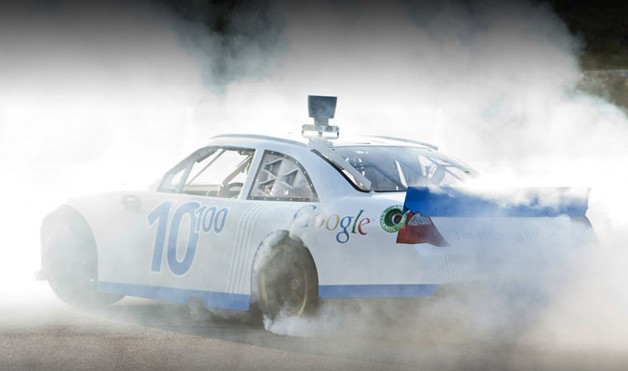 Google Nascar